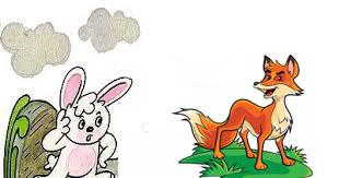 قصة الأرنب و الثعلب المكار