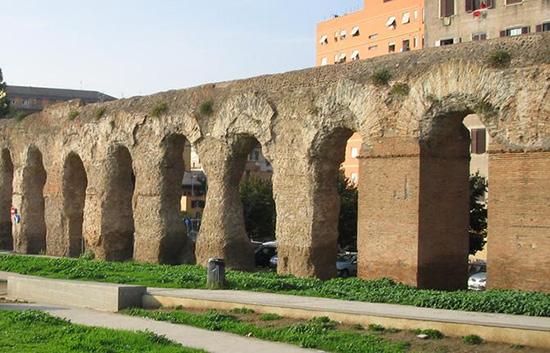 Acquedotto Acqua Marcia.Acquedotti Romani Romanoimpero Com