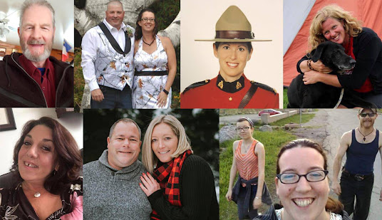RCMP mainstream media serial killer mass murder cover-up misdirection