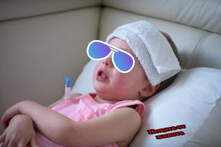Какво да правим  ако детето вдигне  висока температура?
