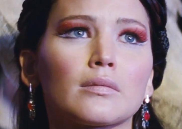 Katniss Everdeen Eye Makeup | Eye Makeup