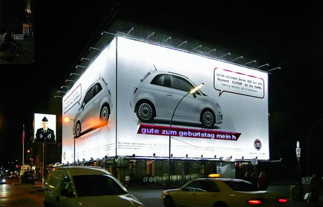15 Creative And Cool Car Advertisements Part 2