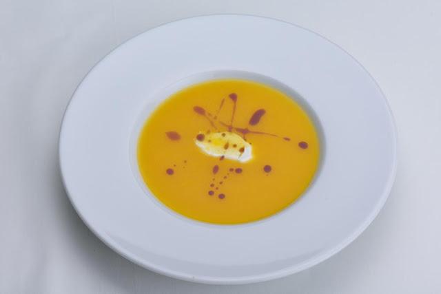 Soupe au riz et légumes