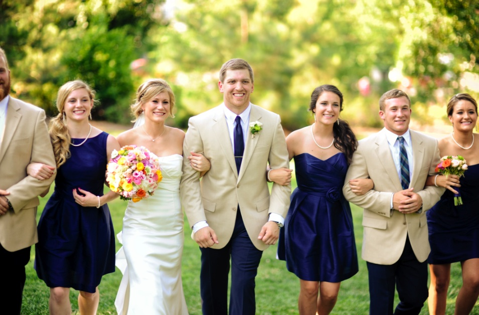 Shop Joielle: Real Weddings Round-Up: Mixed Alfred Sung