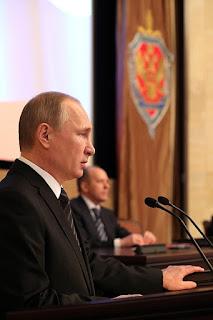 Russian President.