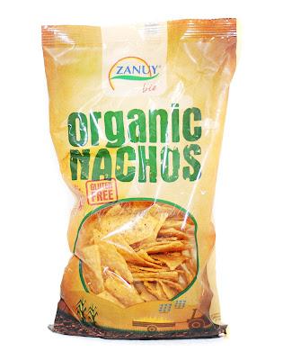 Zanuy organic nachos