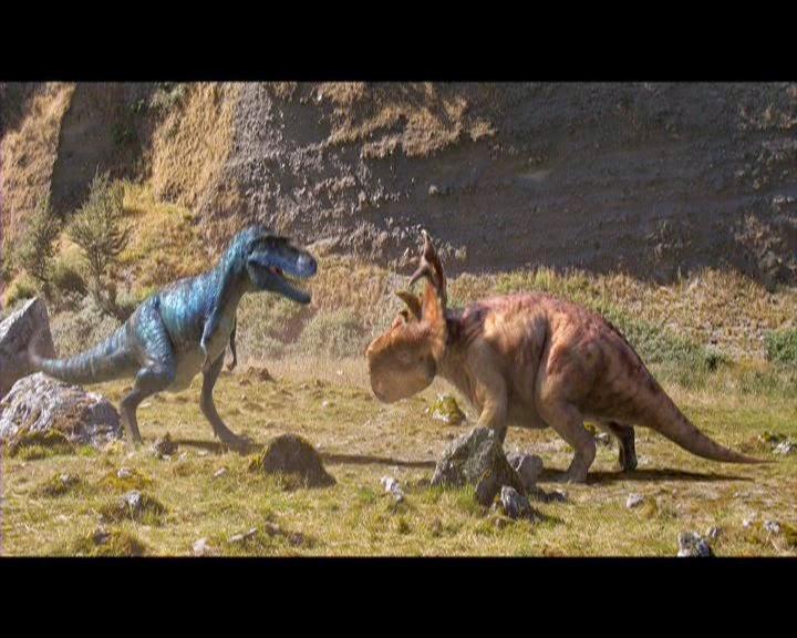 pachyrhinosaurus vs carnotaurus - photo #24