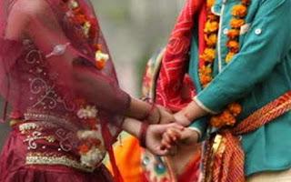 लॉकडाउन में अजब-गजब- थाने में युवक ने नाबालिग बहन से कर ली शादी, देखते रहे लोग
