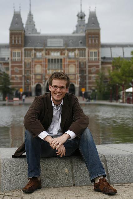 Entrevista com o autor John Green. #DFTBA 5