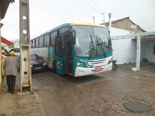 Coronavírus: Suspensão de transporte intermunicipal  na Bahia