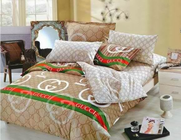 Gucci Crib Bedding Set ~ Tokida for