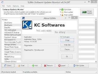 Cara Update atau Perbaharui Semua Aplikasi dan Driver di windows Otomatis dengan mudah