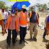 INDRHI informa trabajos de interconexión del canal Juan Calvo con presa La Piña estarán listos en agosto