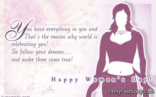 {Latest #80+} Women's Day 2017 Wishes Message Quotes & SMS For Wife, Sister, Daughter, Girlfriend, Mother