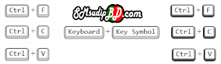 আপনার ব্লগে keyboard style key symbol যুক্ত করুন