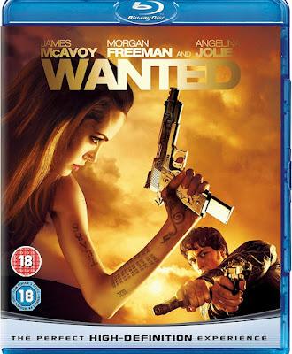 Wanted (2008) Dual Audio [Hindi 5.1ch – Eng 5.1ch] 1080p | 720p BluRay ESub 10Bit HEVC x265 1.4Gb | 600Mb