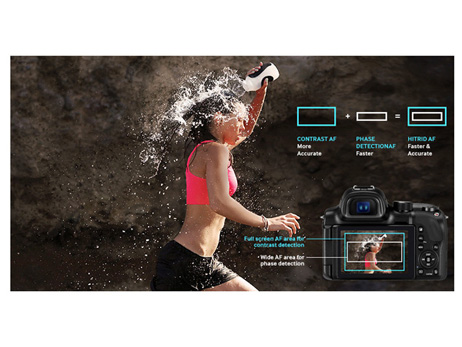 Spesifikasi Samsung SMART Digital Camera NX300M