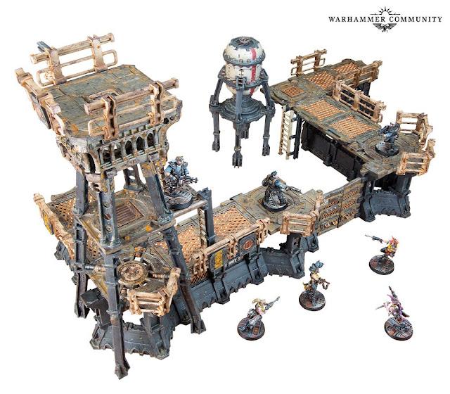 Fortaleza Necromunda