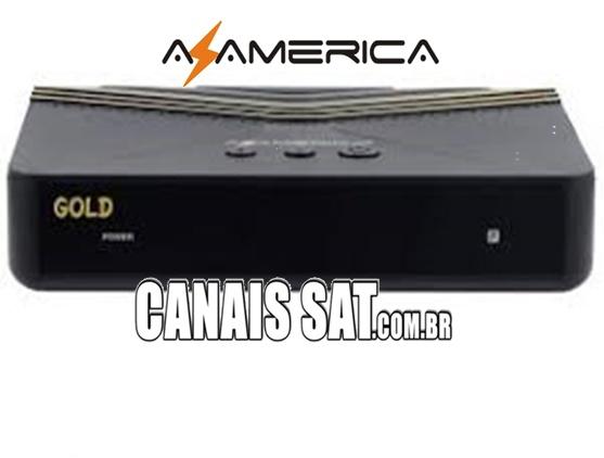 Azamerica Gold Nova Atualização V.09.21896 - 21/06/2020