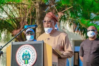 Osun Lifts Curfew, Threatens to Impose Another if Protest Arises
