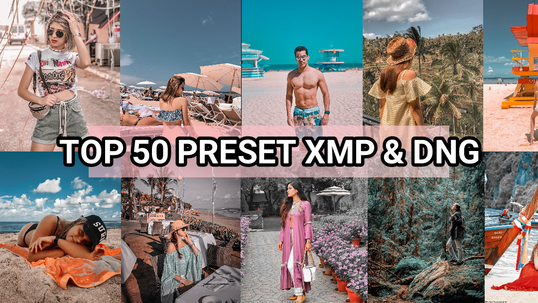 Download Kumpulan Preset ala selebgram