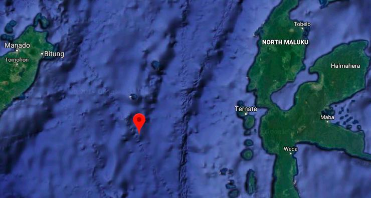 Gempa Dengan Magnitude 7.0 Berpotensi Tsuname Guncang Maluku Utara