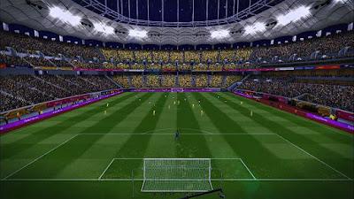 PES 2017 Stadium Kosovo & Romania National Teams