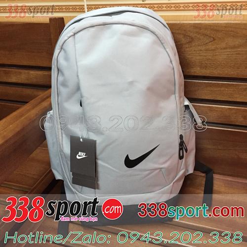 Balo Bóng Đá Nike T1 Xám