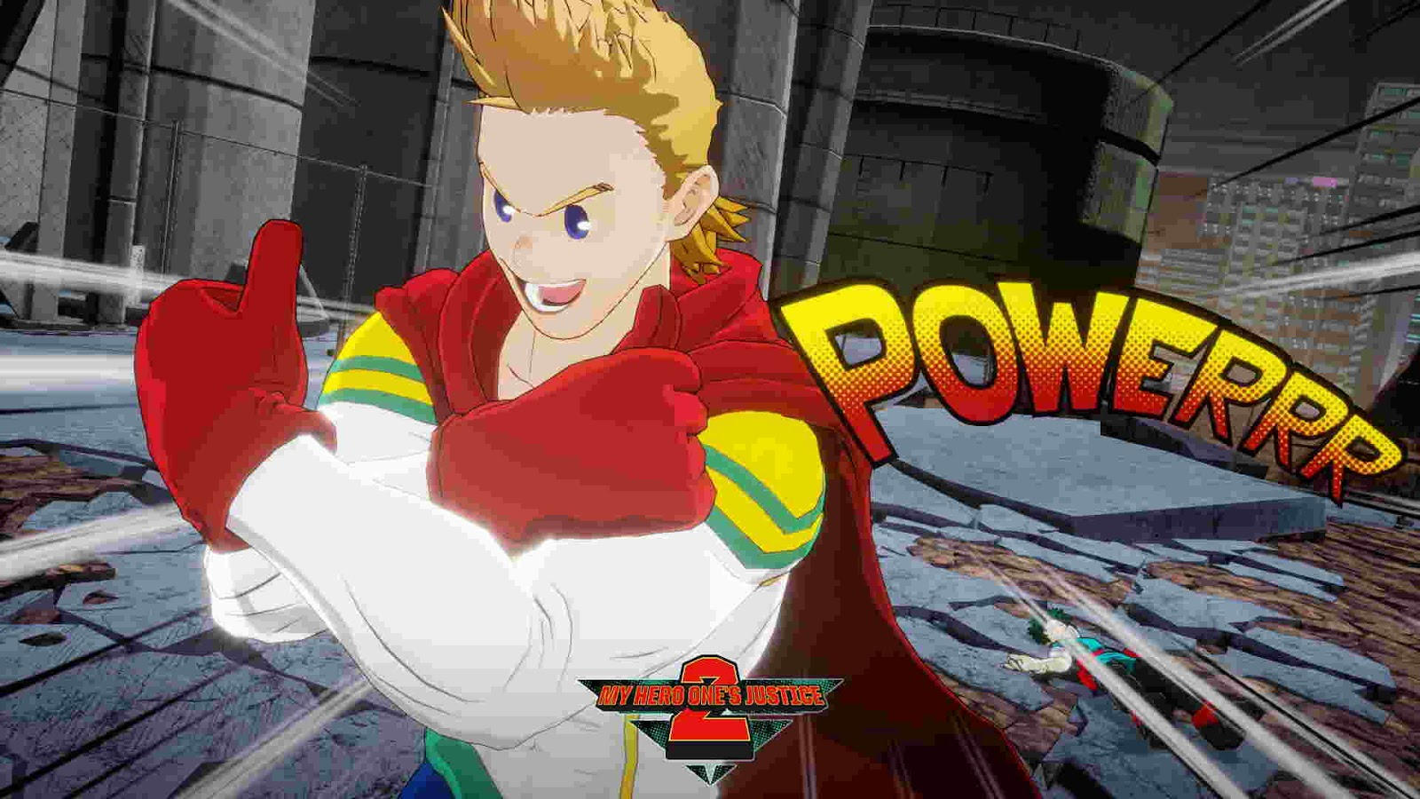 Game My Hero One's Justice 2 Dirilis di Jepang 12 Maret