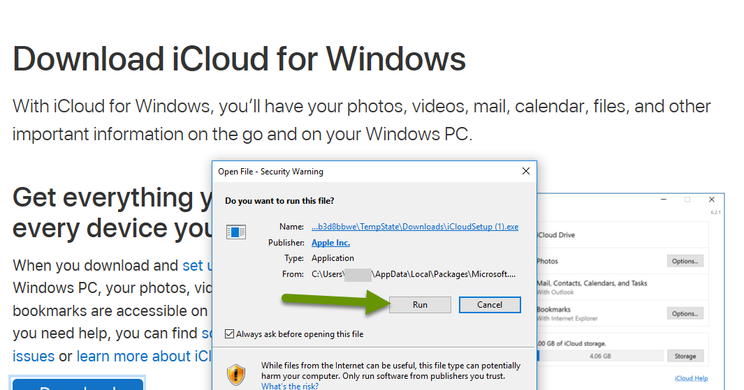 Eyonic Systems: How to Make iPhone Contacts Accessible on a Windows
