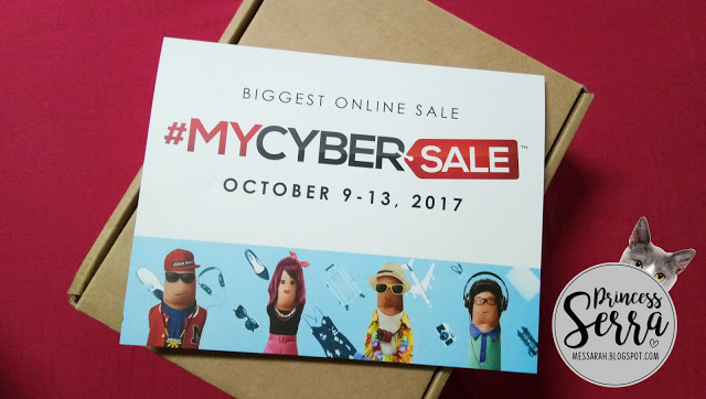 MyCyberSale 2017 campaign
