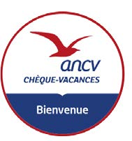 CHEQUES VACANCES ACCEPTES