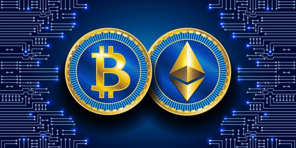 O Ethereum pode substituir o Bitcoin? ETHEREUM ou BITCOIN?