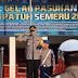 Kapolres Gresik Pimpin Apel Gelar Pasukan Operasi Patuh Semeru 2019