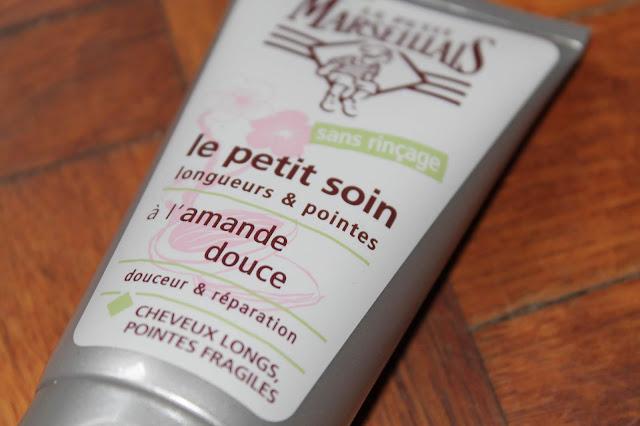 Le Petit Soin Longueurs et Pointes Amande Douce - Le Petit Marseillais