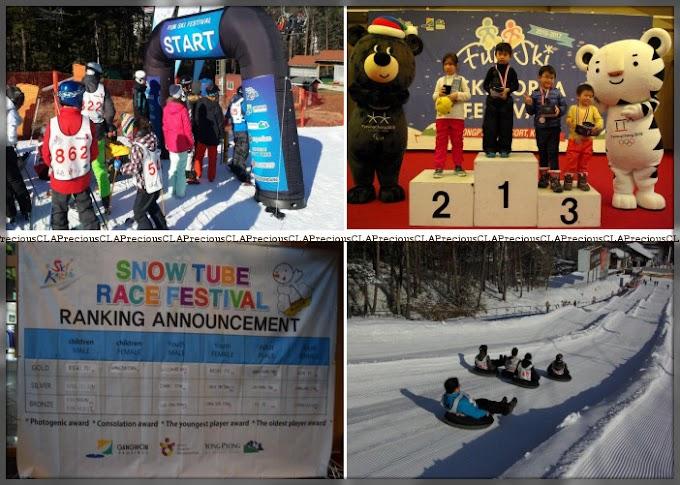 Jom ke Festival Ski, Gangwon-Korea !