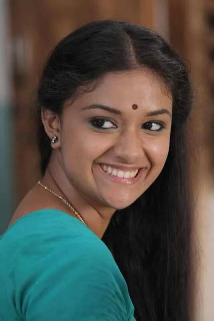 Remo girl Keerthi suresh classy smiling photos