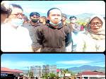 Aliansi Peduli Rawang Geruduk Kantor Kecamatan Hamparan Rawang