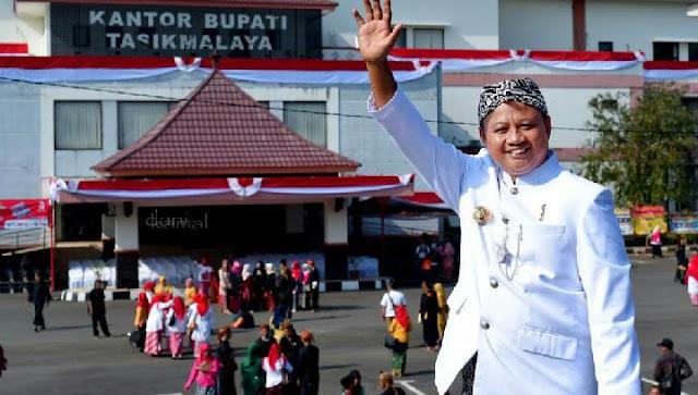 Wagub Jabar dan Menkop UKM kunjungi Kab Tasikmalaya
