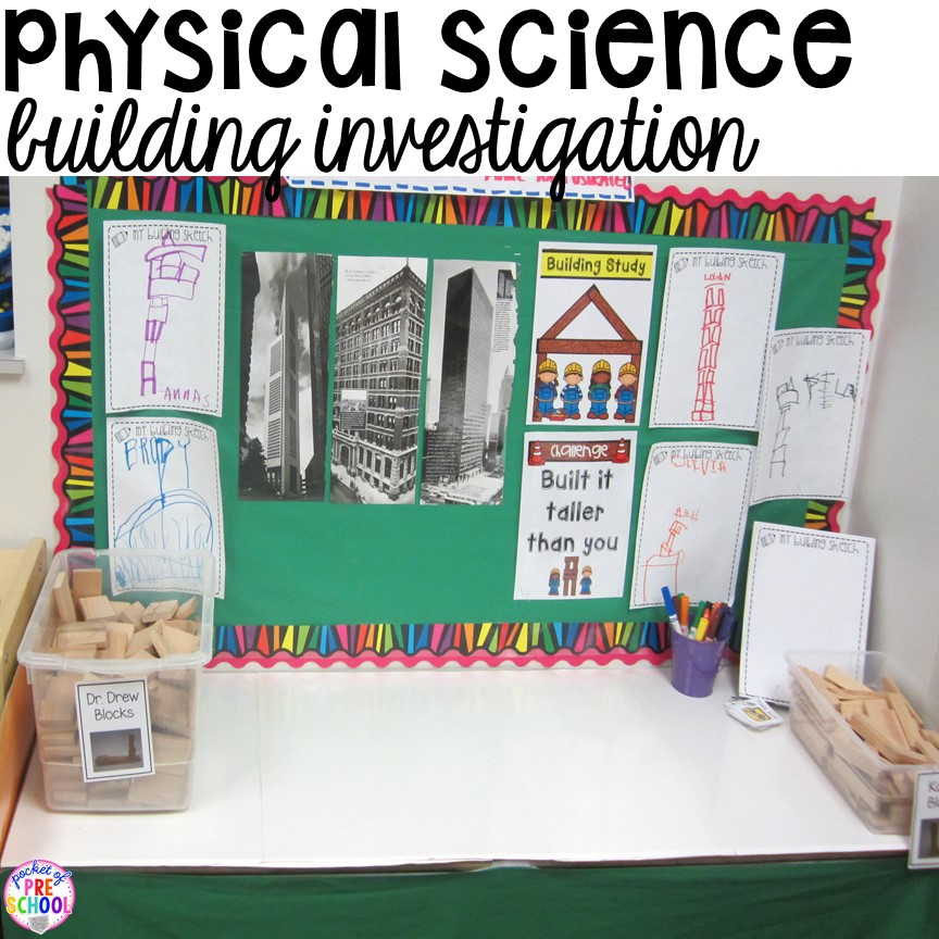 physical science for preschoolers how to set up the science center in your early childhood 967