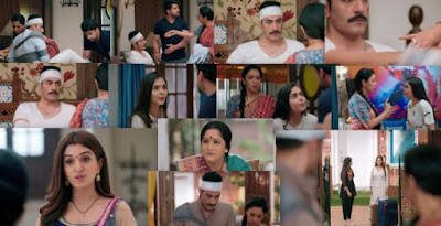 """Anupamaaa 12th January 2021 Episode Written Update """" Anupamaa Massages Vanraj's Hand But Taunts Him As Guest , Kinjal's Fight with Leela and Pakhi """""""