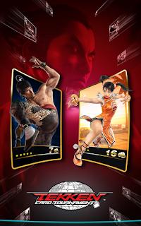 Tekken Card Tournament (CCG) v3.420 XAPK Terbaru Free Download Screenshot 1