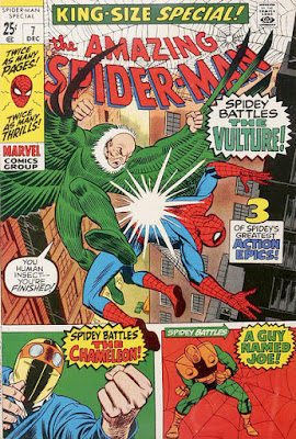 Amazing Spider-Man Annual #7, the Vulture