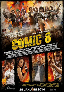 Download film Comic 8 (2014) WEBDL Gratis