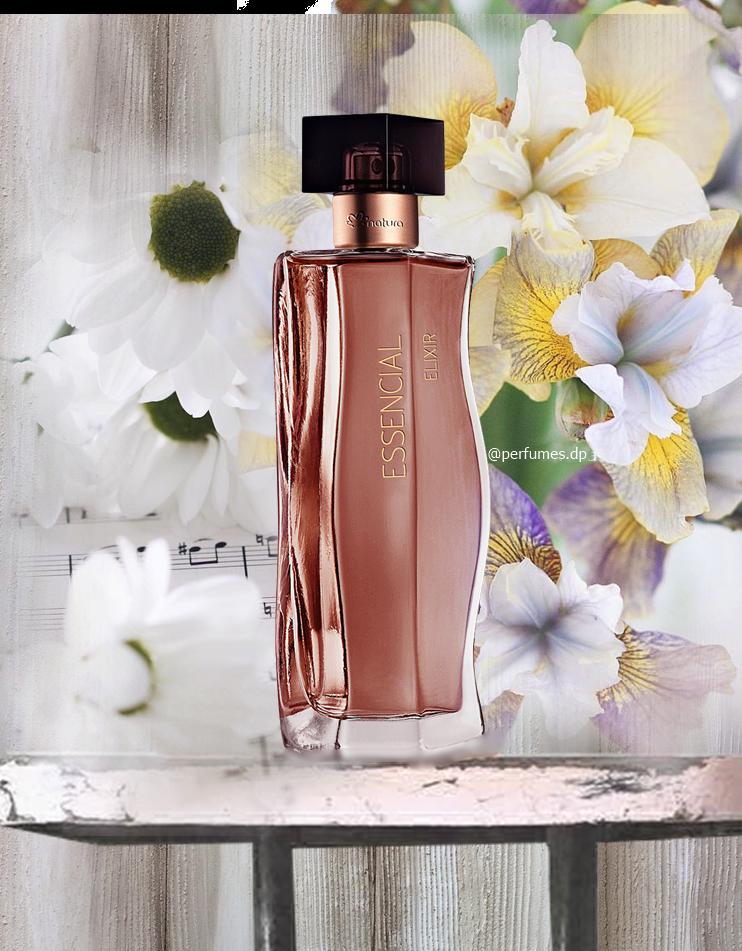 Perfume Essencial Elixir resenha