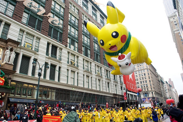 Macy's 2016 thanksgiving Day parade