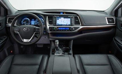 2014 Toyota Highlander Specs
