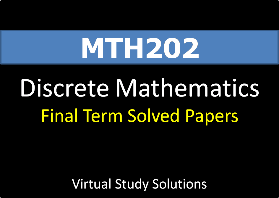 Cs504 final term solved subjective papers by moaaz