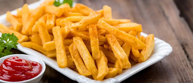 Easy to make french fries recipe make at home