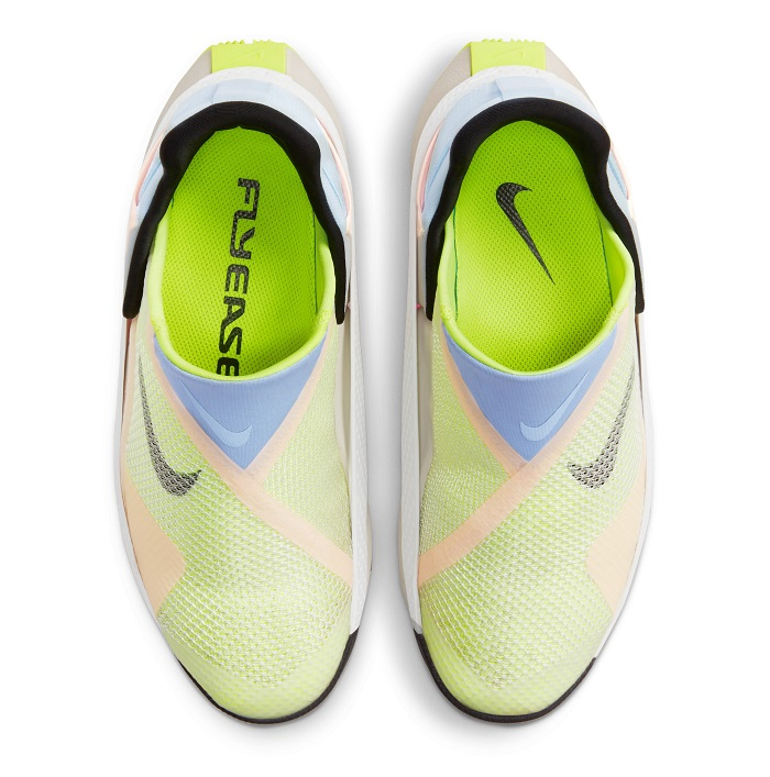 Nike Go FlyEase Hands-Free Sneakers Top View